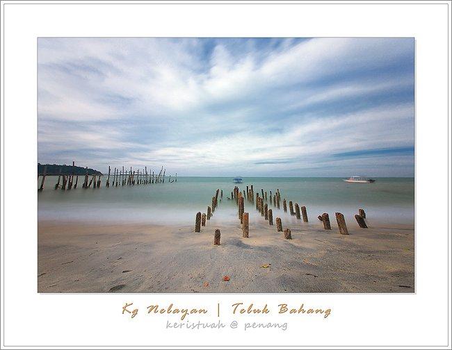 Kampung Nelayan, Teluk Bahang