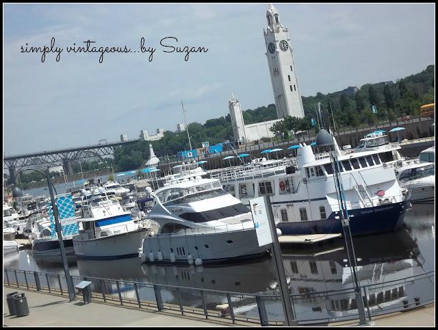 Vieux Port Montreal, boats, bateaux, pier, old montreal, leonard cohen