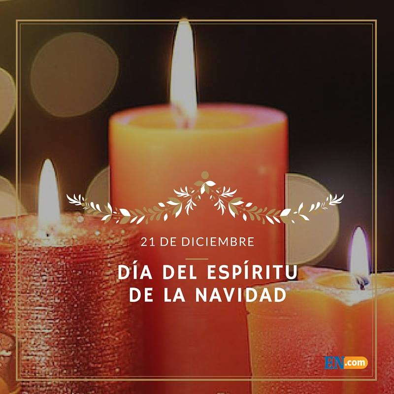 ESPIRITU DE LA NAVIDAD