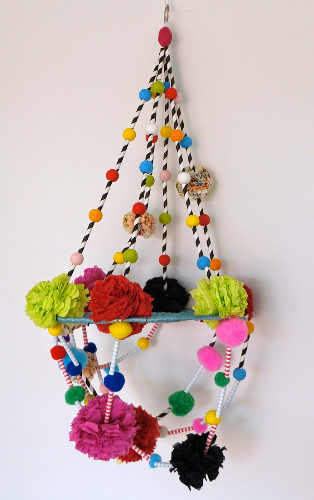 Minimal boho diy polish pajaki chandelier diy polish pajaki chandelier arubaitofo Choice Image