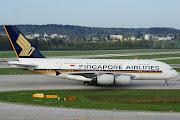 Singapore Airlines A380 9VSKK. A380841 9VSKK (08.04.11) (dsc )