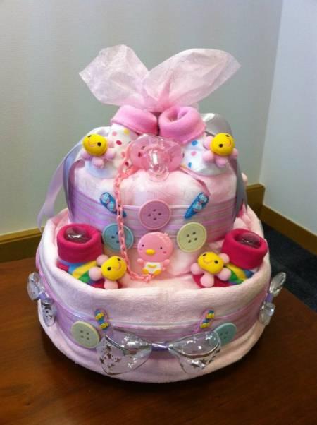Baby shower canasta para regalos - Imagui