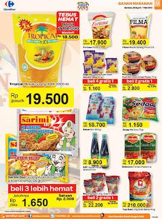 Brosur Harga Promo Produk Carrefour Minggu Ini