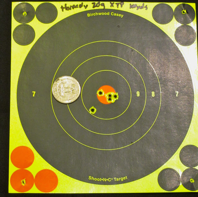 The Rogue Outdoors: .17 HMR Accuracy Test