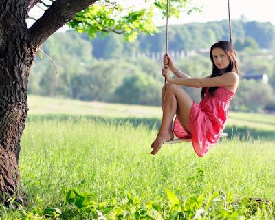 swing lady