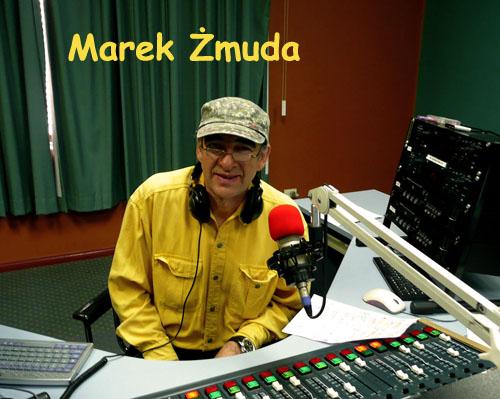 Marek Żmuda-  vice koordynator, prowadzenie, mix, sport