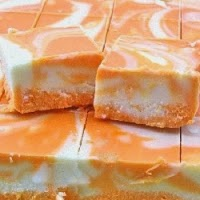 8190347389 CIY: Orange Creamsicle Fudge