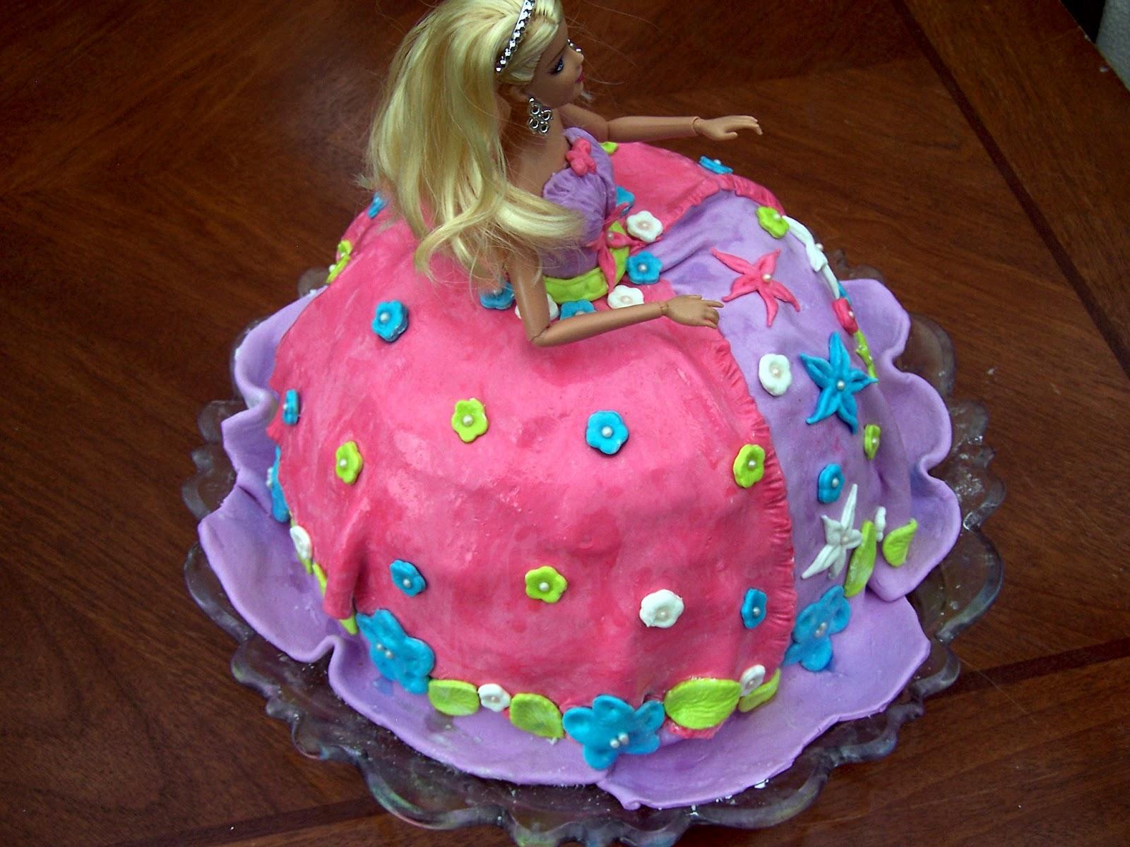 Детский торт Барби / Торты / TVCook: пошаговые рецепты с фото 75
