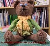 CORSO SEBASTIAN TEDDY AMIGURUMI
