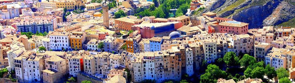 Cuenca. Vista panorámica