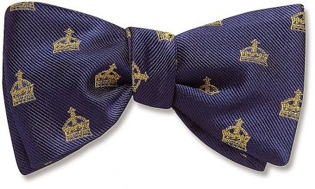 Regal bow tie from Beau Ties Ltd.