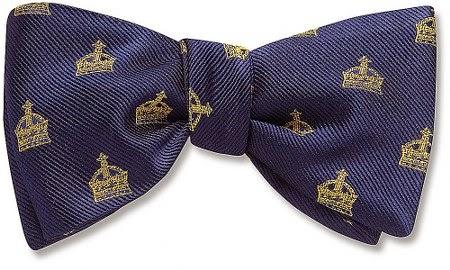 Regal bow tie from Beau Ties Ltd.