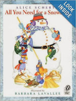 http://www.amazon.com/All-Need-Snowman-Alice-Schertle/dp/0152061150/ref=sr_1_2?s=books&ie=UTF8&qid=1386293591&sr=1-2&keywords=how+to+build+a+snowman
