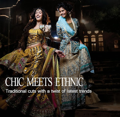 Ethnic Indian Dresses online