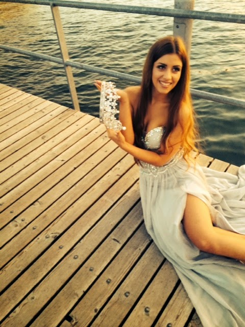 Miss World Switzerland 2014 Dijana Cvijetic