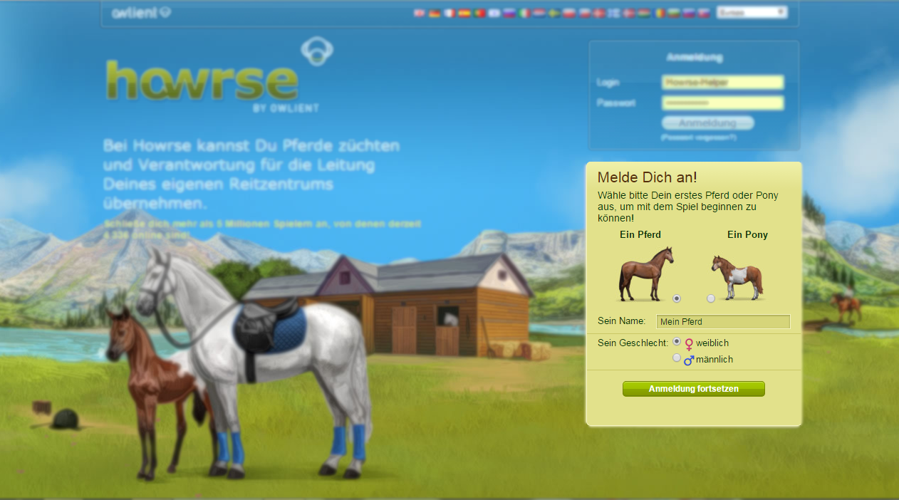namen für pferde weiblich