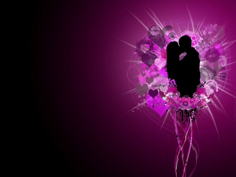 Wallpaper Entertainment: Valentine s day couple wallpapers