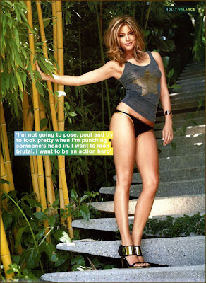 Holly Valance FHM Magazine Photoshoot