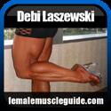 Debi Laszewski IFBB Pro Female Bodybuilder Thumbnail Image 3