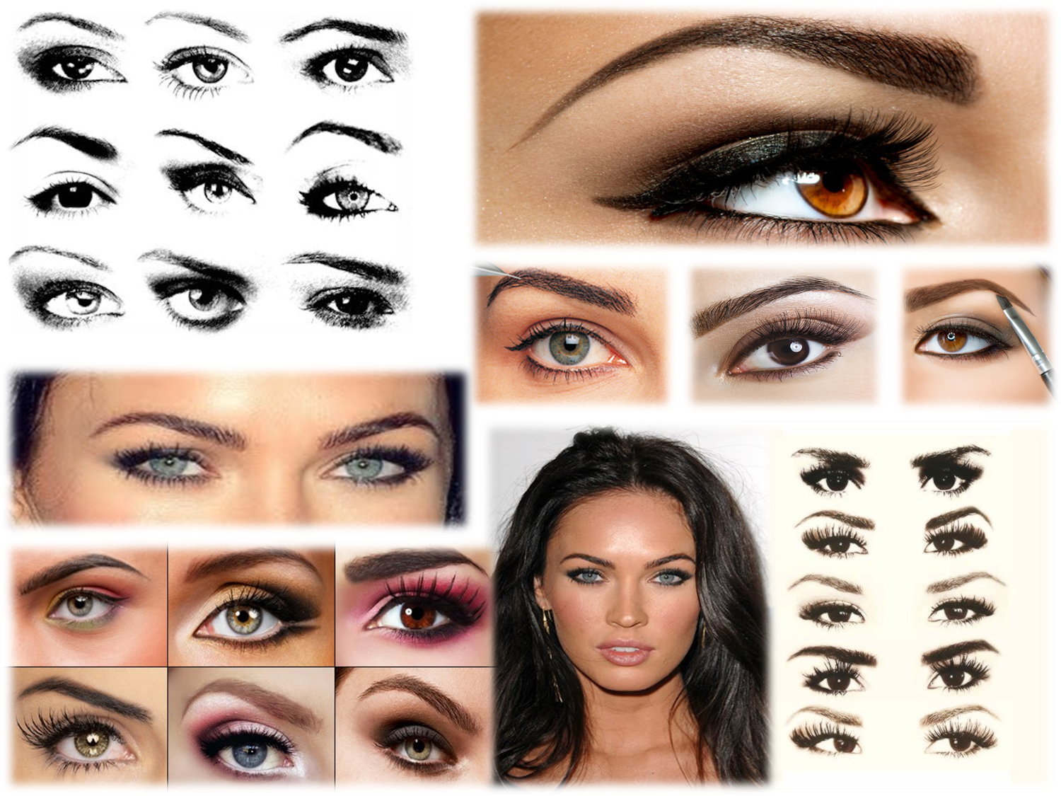 How To Shape Your Eyebrows Beauty Tips