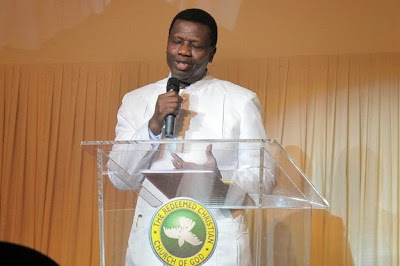 Pastor Enoch Adejare Adeboye.