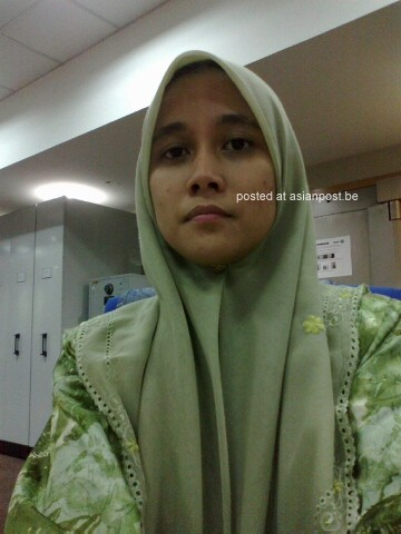 Malay Women   Awek tudung kerja kilang melayu bogel.com