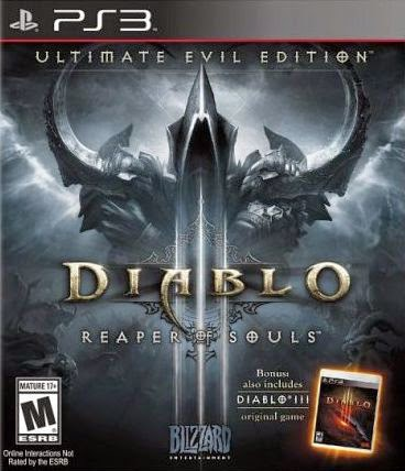 Download Diablo III: Reaper of Souls – Ultimate Evil Edition – PS3