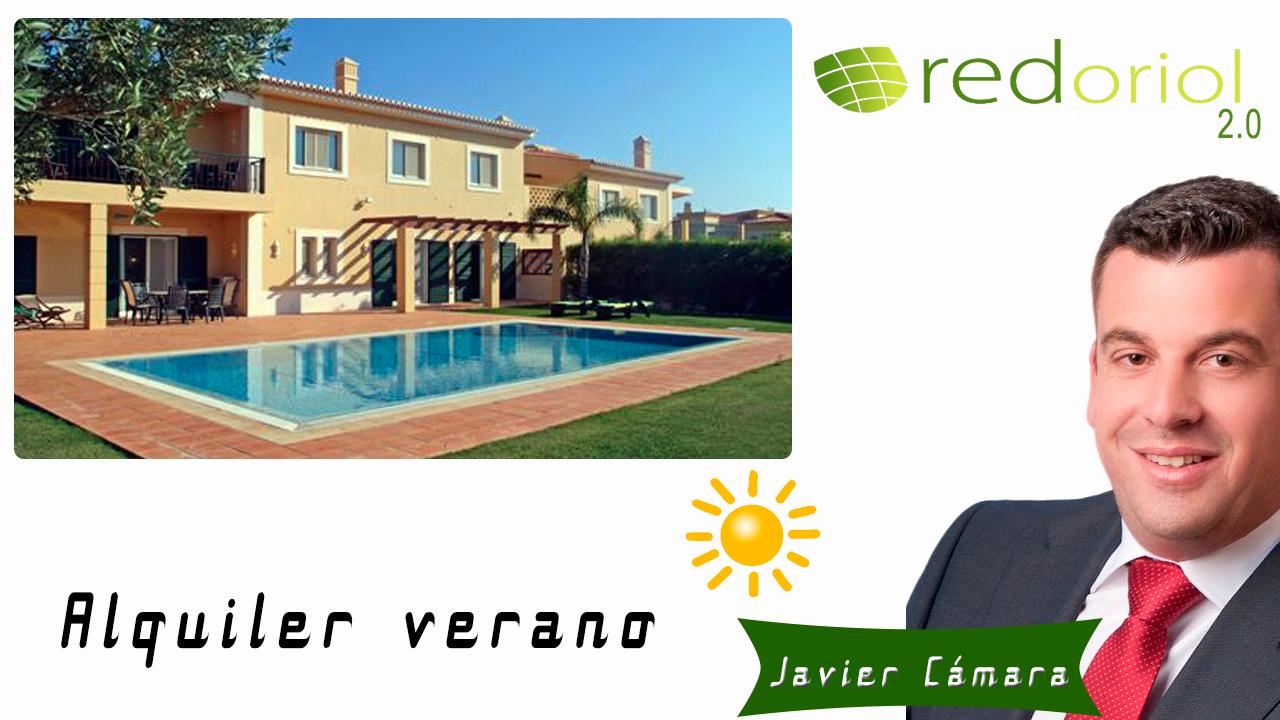 El blog de javier c mara - Alquiler casa menorca verano ...