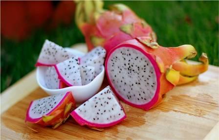 manfaat buah naga, dragon fruit