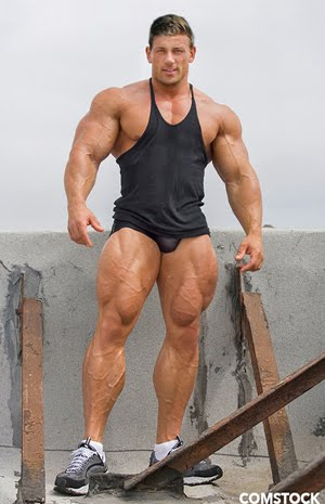 Massive Muscle Man