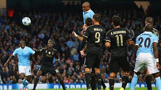 Man city 1-2 Juventus