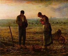"""""""Ângelus"""" - Oração do meio dia"""