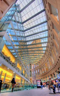 Vancouver Public Library - Canada