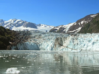 Surprise Glacier, Whittier Alaska
