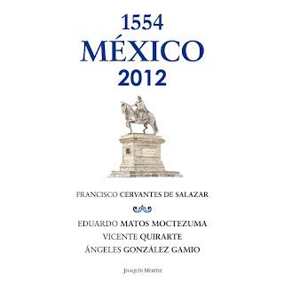 La Ciudad de México 400 años después en un texto
