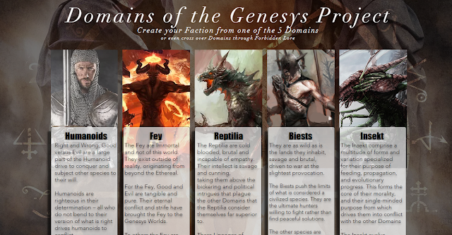 The Genesys Project- Official Announcement