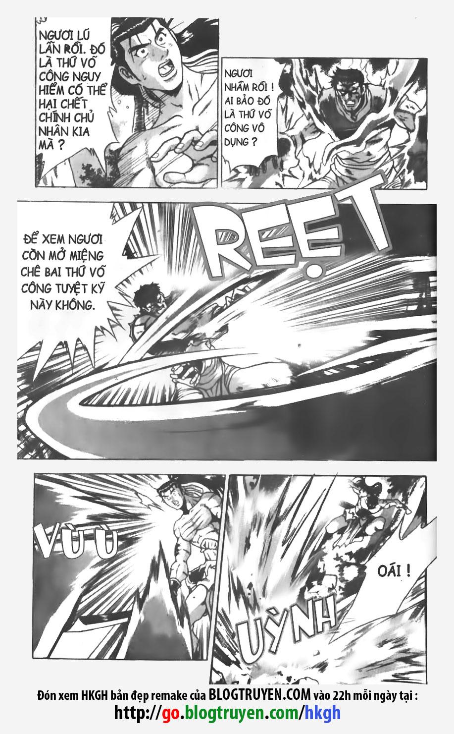 xem truyen moi - Hiệp Khách Giang Hồ Vol22 - Chap 151 - Remake