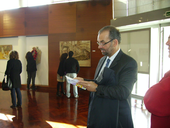 The Mayor of Vendas Novas José Figueira was present