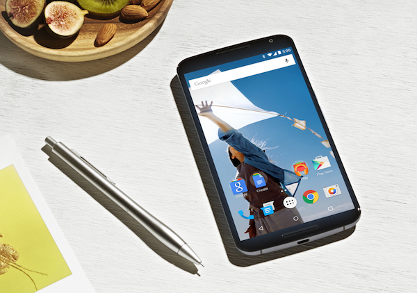 Google Officially Announced Moto Nexus 6 and HTC Nexus 9