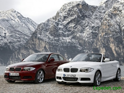 BMW 1-Series Convertible 2012