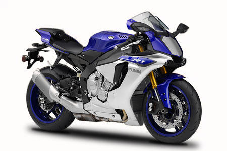All New Yamaha R1 2016