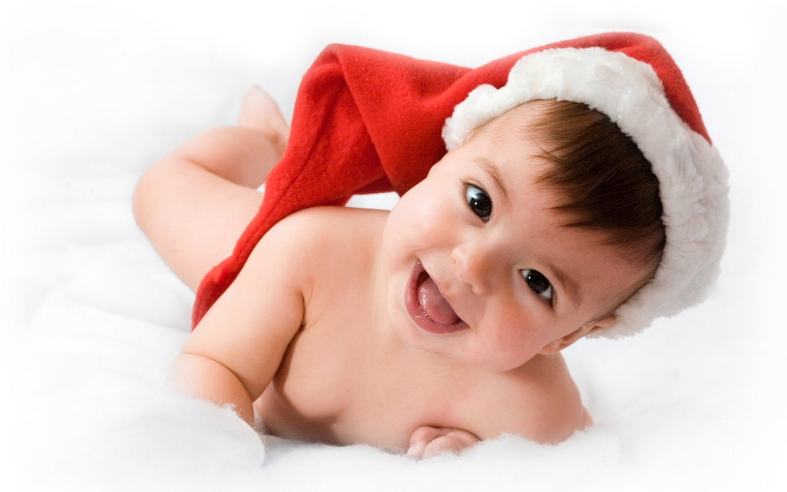 santa High Quality,high resolution,sweet,innocent,kids,funny,sleeping, cool Cute Babies Wallpapers - Santa-Baby