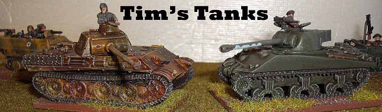 Tim's Tanks