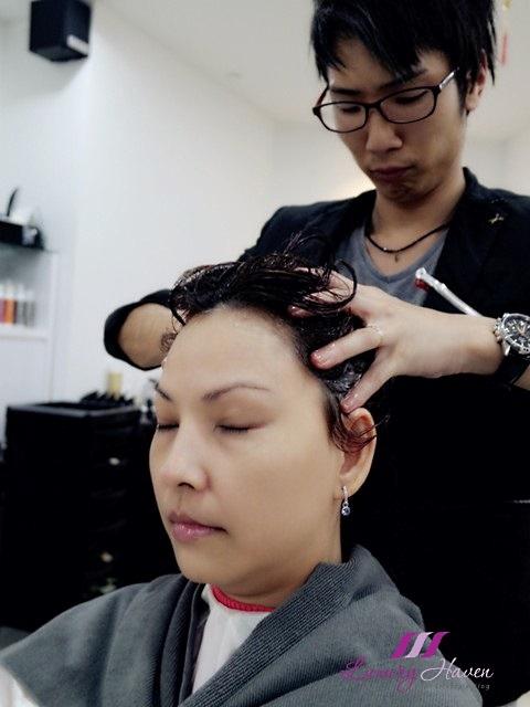 singapore lifestyle blogger reviews shiseido fuente forte treatment