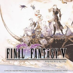 Download Game Final Fantasy V Apk + data