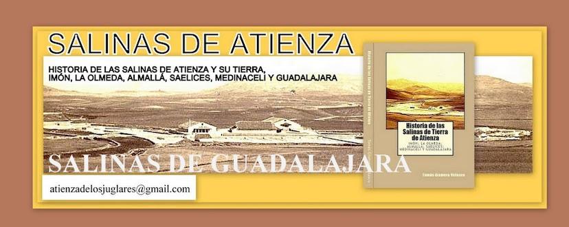 Salinas de Atienza y Guadalajara