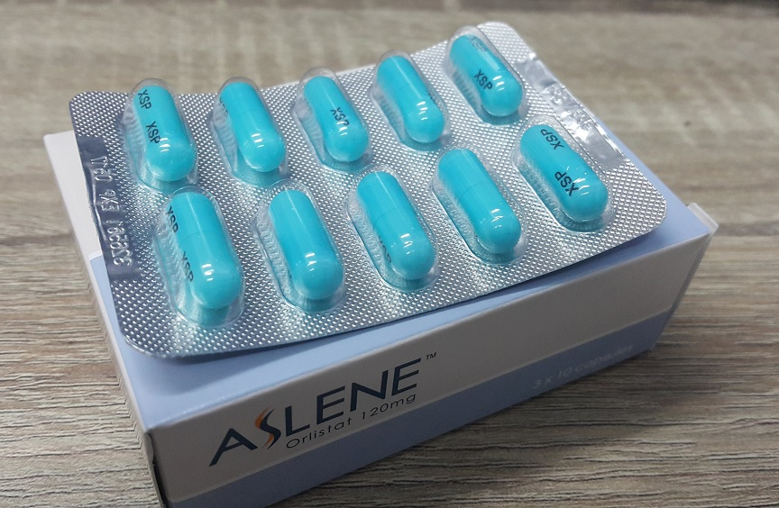 How to take orlistat capsules