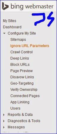 panduan cara mengguakan webmaster bing