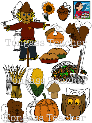 http://www.teacherspayteachers.com/Product/Fall-Clipart-Bundle-899085