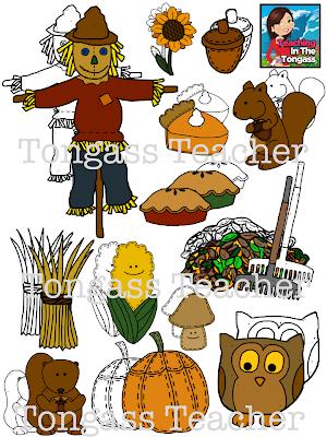 http://www.teacherspayteachers.com/Product/Fall-Clipart-Bundle-899085